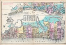 Index Map, Atlantic City 1924 Absecon Island Vol 2 Ventnor - Margate - Longport